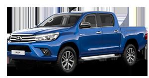 Toyota Hilux - Concessionaria Toyota Mantova