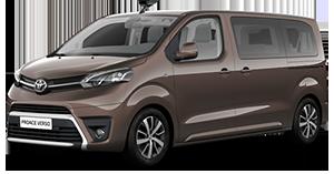 Toyota Proace Verso - Concessionaria Toyota Mantova
