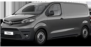 Toyota Proace - Concessionaria Toyota Mantova