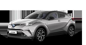 Toyota C-HR - Concessionaria Toyota Mantova