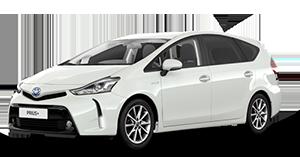 Toyota Prius+ - Concessionaria Toyota Mantova