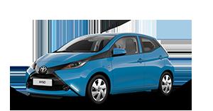 Toyota AYGO - Concessionaria Toyota Mantova