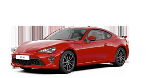 Toyota GT86 - Concessionaria Toyota Mantova