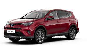 Toyota RAV4 - Concessionaria Toyota Mantova