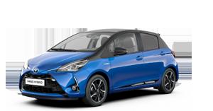 Toyota Yaris - Concessionaria Toyota Mantova