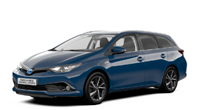 Toyota Auris Touring Sports - Concessionaria Toyota Mantova