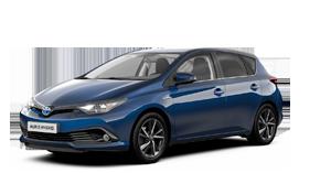 Toyota Auris - Concessionaria Toyota Mantova
